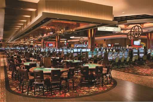 カジノ場でプレイしているような感覚になれる