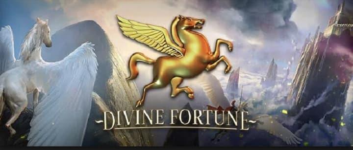 カジ旅おすすめスロットその2Divine Fortune